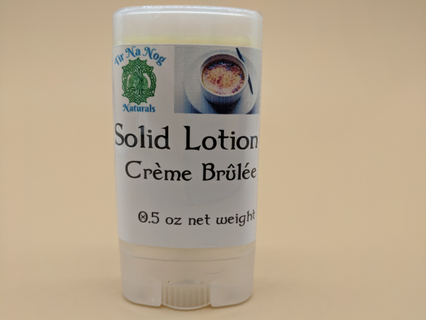 Creme Brulee example