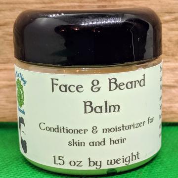 Face & Beard Balm